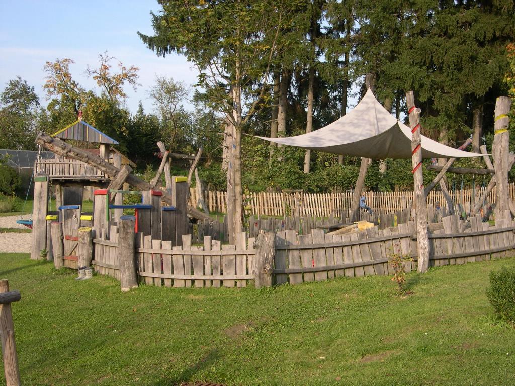 Spielplatz in Johannesbrunn, Landkreis Landshut