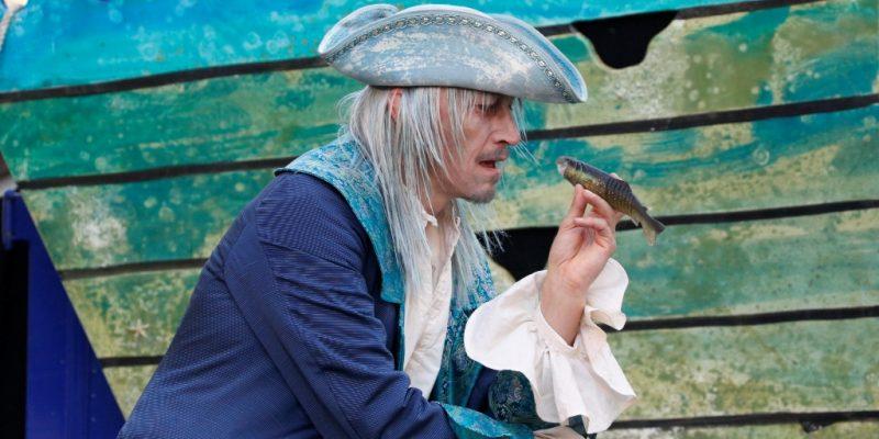 Szenenbild Fliegender Holländer als Pirat