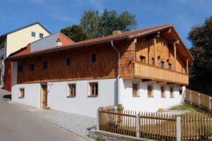 Das Schießl-Haus in Kollburg